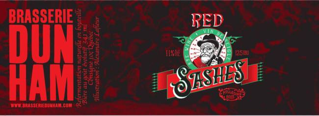 Red Sashes Logo