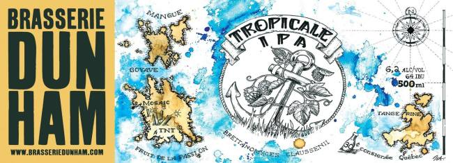 Tropical IPA logo