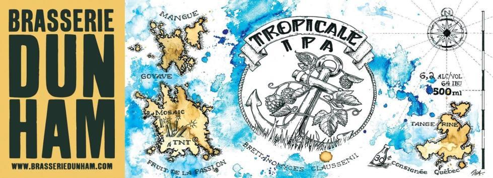 Tropical IPA logo
