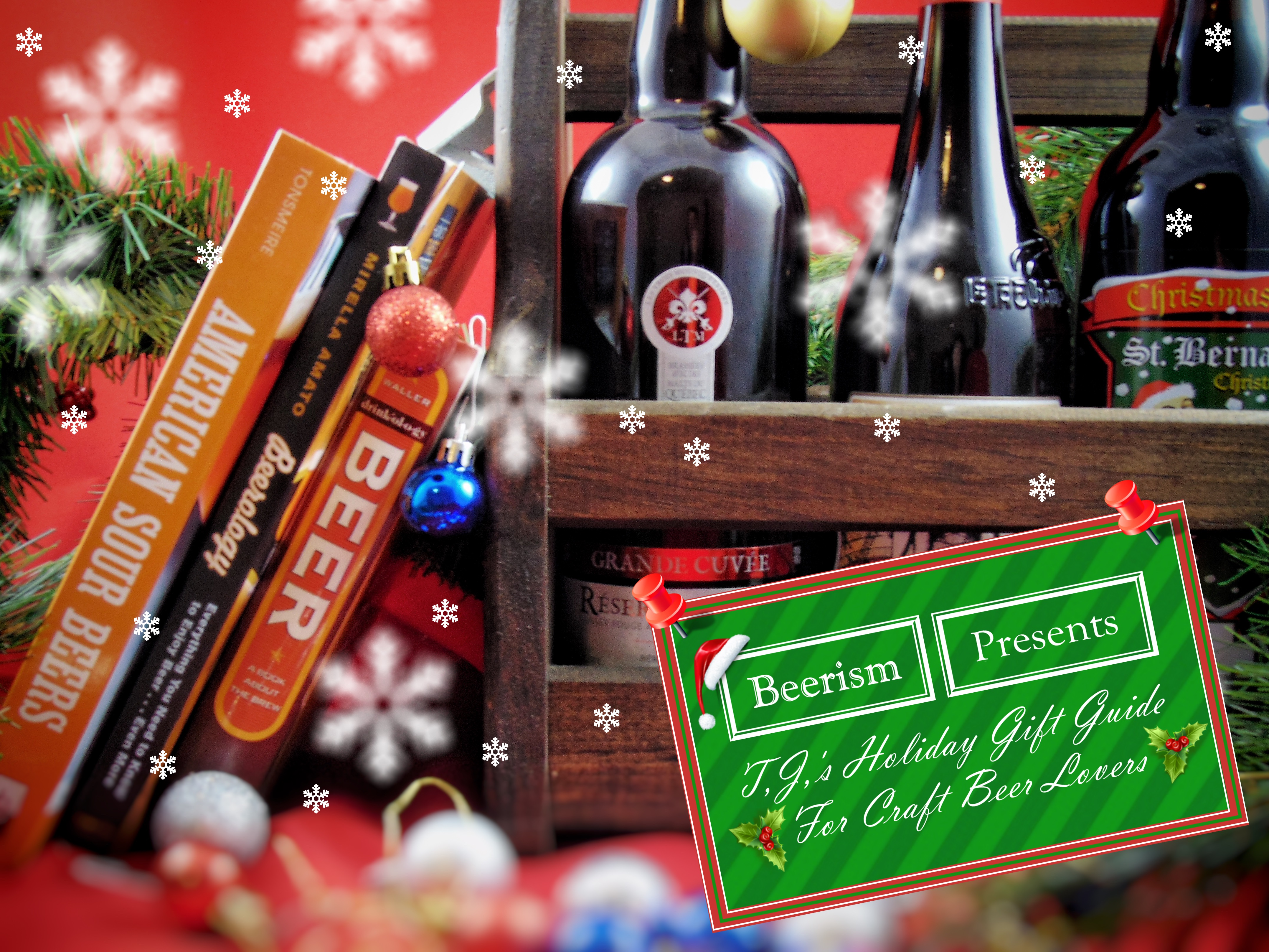 Beerism Presents: T.J.'s Holiday Gift Guide For Craft Beer