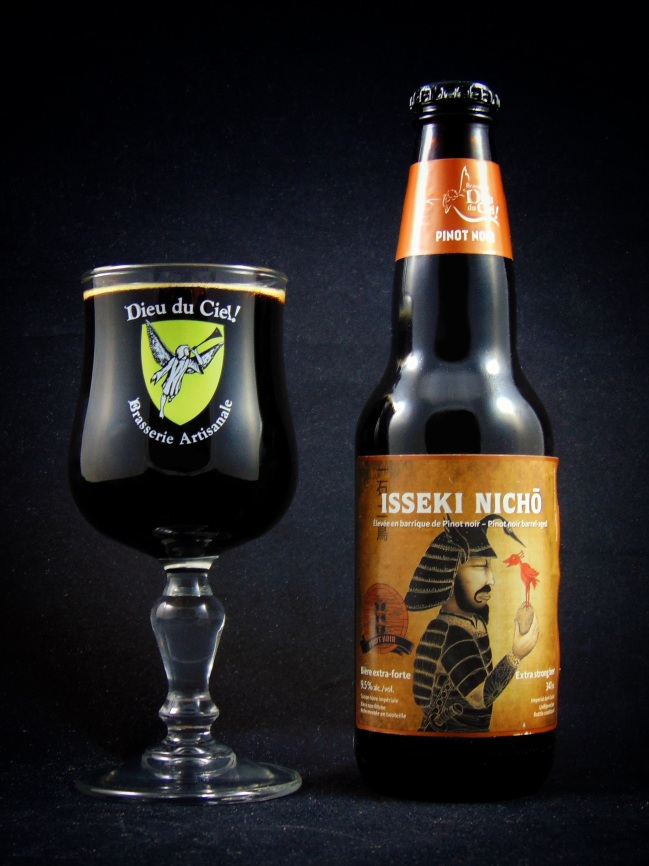 Isseki Nicho Pinit Noir