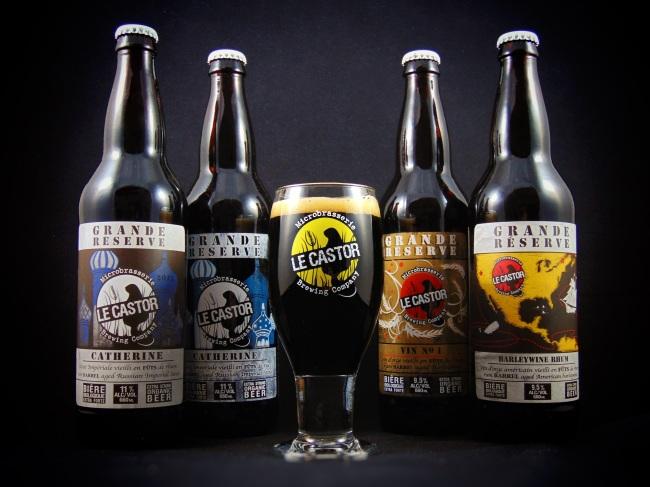 New four bottles Casstor