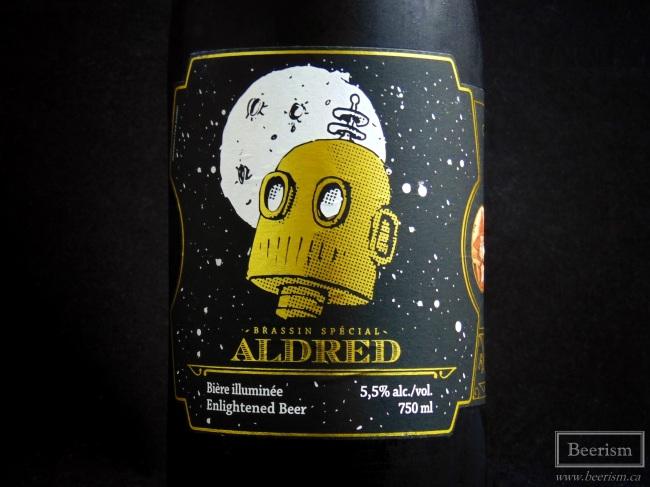 Aldred Close up
