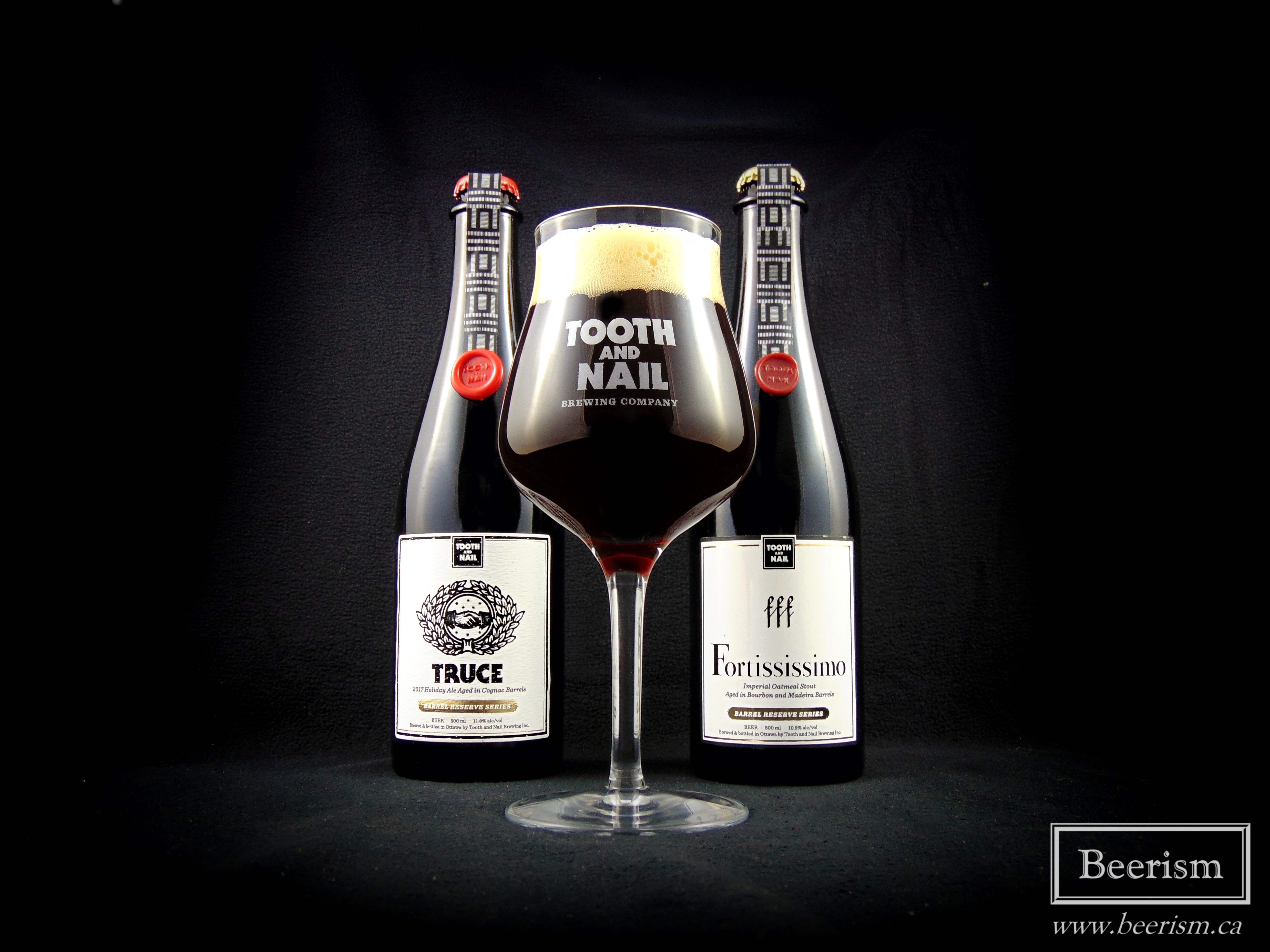 Ottawa's Tooth and Nail Brewing Company Releases Barrel